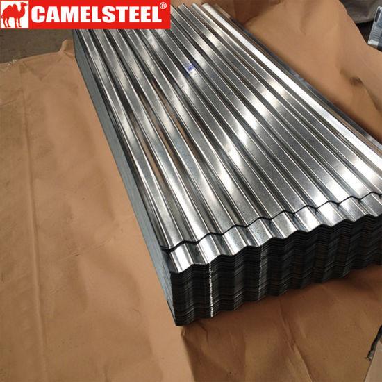 Hot Selling Roofing Sheet Aluminium Zinc 18 Gauge Corrugated Galvanized Sheet