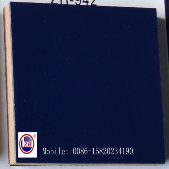 Eco-Friendly E1 UV MDF for Kitchen Cabinet Door (ZH-947)