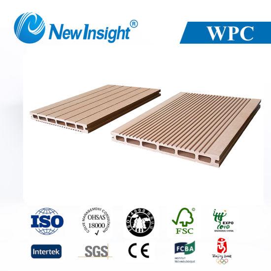 Eco-Friendly Waterproof Wood Composite Flooring