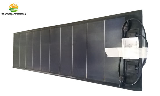 72W Flexible Solar PV Panels with Adhesive Back for Easy Peeling and Sticking (PVL-72) pictures & photos