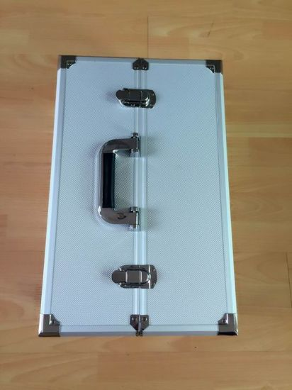 High Quality Light Weight Aluminum Tool Case with Trays Inside (KeLi-tray-02)