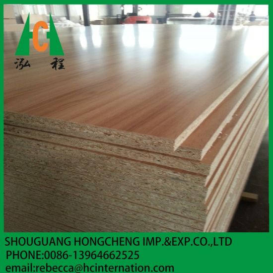 Melamine Particle Board/Pb Board For The Furniture