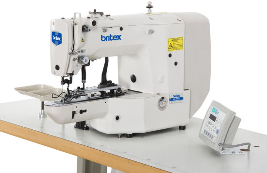 Br-1903A Electronic Direct Drive Button Sewing Machine