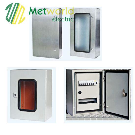Stainless Steel Distribution Box / Modular System Distribution Box