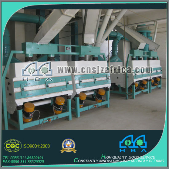Europe Standard Flour Milling Machinery pictures & photos