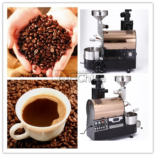 Commercial Coffee Bean Baking Mill pictures & photos