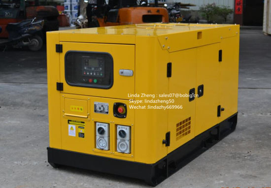 China 20kVA 30kVA 100kVA 150kVA Soundproof Open Electric