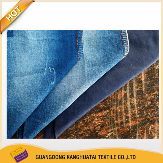 13.5oz 100% Cotton Denim Fabric Iycra Fabric Jeans Wholesale Jean