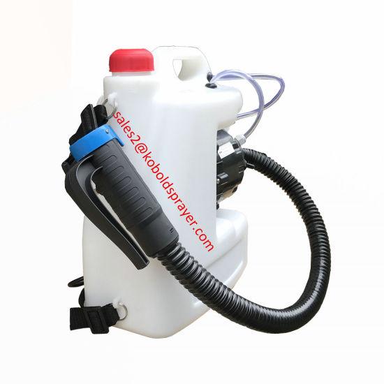China 12l 110v 1200w Electric Ulv Mist Blower Sprayer For