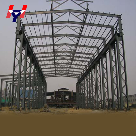China Manufacturer High Quality Prefabricated Building Steel Structure
