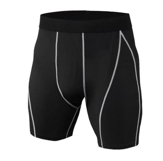 Men's Stretch Sports Shorts Athletic Shorts Fitness Running Training Quick Dry
