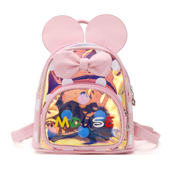 Children's Shoulder Bag New Small Backpack Cute Boys and Girls Toddler Students Schoolbag