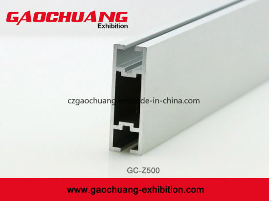 50mm Beam Extrusion Octanorm Exhibition Booth Display Stand (GC-Z500)