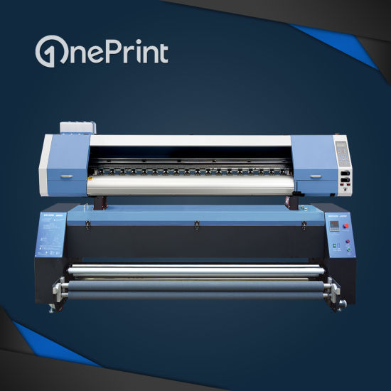 Oneprint Fp-1800 Digital Textile Printing Machine (1440dpi) pictures & photos