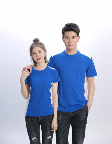 Quick Dry Polyester T Shirt at Yarn Stage, for Sports Use