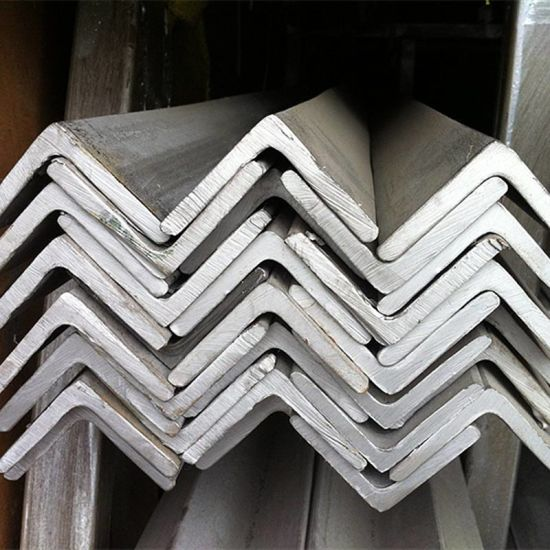 Factory Good Price Mill Test Certificate Steel Angle Bar