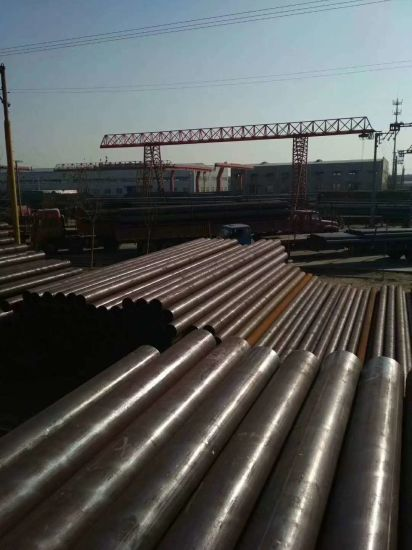 China Carbon Steel Seamless Pipe (ASTM A106 GR  B/ASME SA106