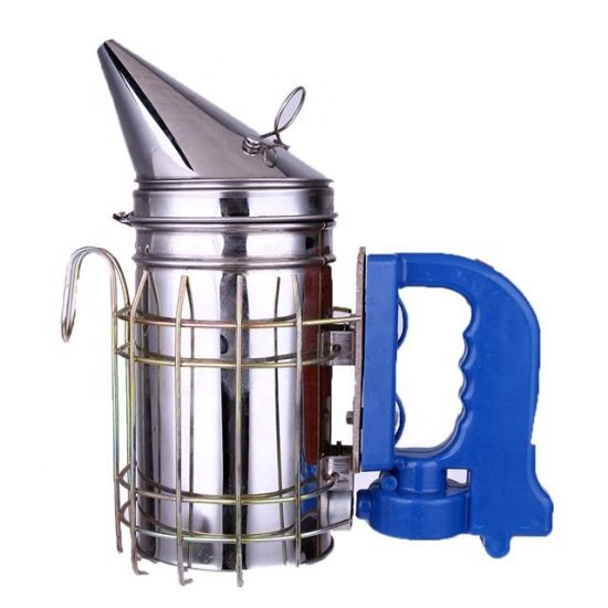 Beekeeping Tool Electrical European Style Stainless Steel Electric Bee Smoker pictures & photos