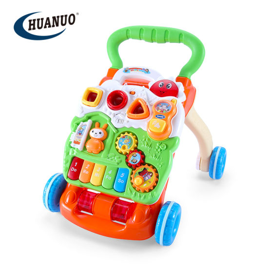 Baby Walker Multifunctional Walker with Music and Light