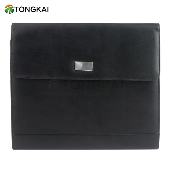 Customized Business Bag Multi-Function Magnetic Buckle Portfolio Folder