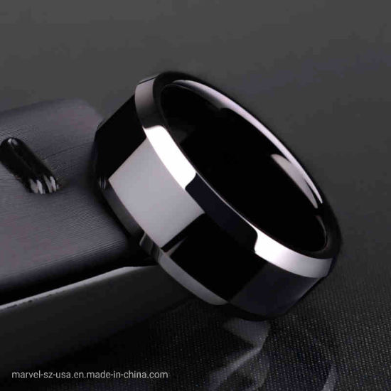 Fashion Accessories Gift Classic Fashion Jewelry Titanium Men Rings pictures & photos