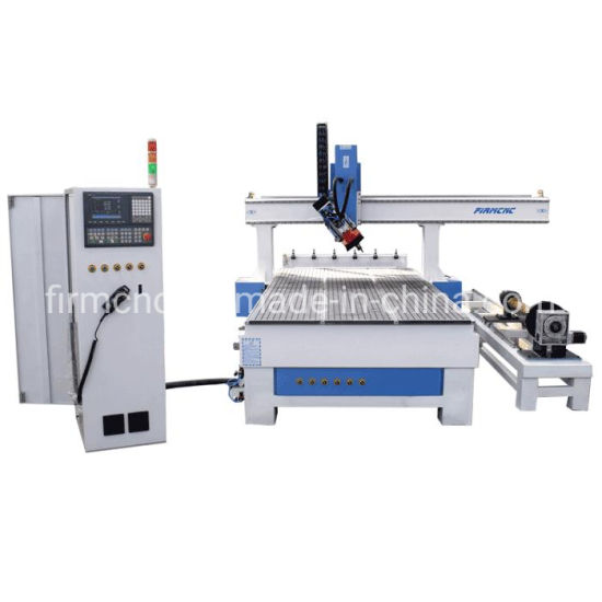 Woodworking Tools Carving 4 Axis Atc CNC Router for Mold