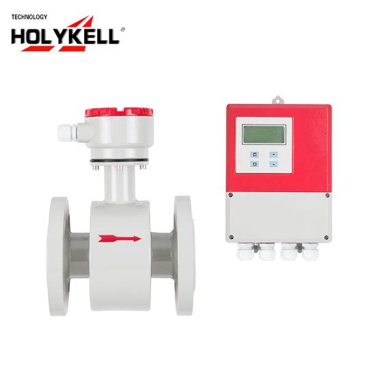 Dn500 Industrial Digital Water Electromagnetic Flow Sensor
