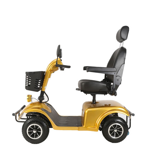 24V 500W Electric Scooter Mobility Scooter for Elderly