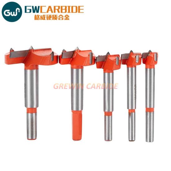 Yg6, Yg8 R/L Solid Carbide Dowel Woodworking Drills