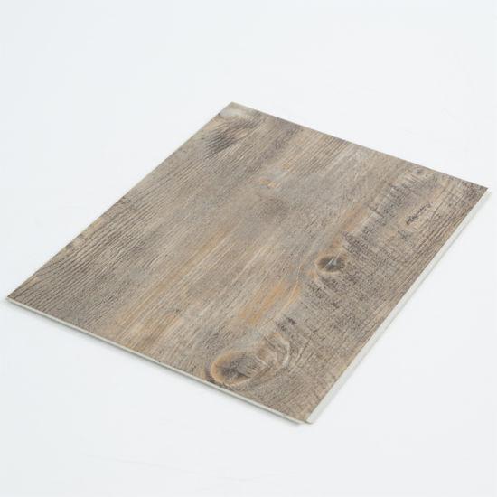 Anti-Scratch Spc Interlocking Rigid Core Vinyl PVC Flooring