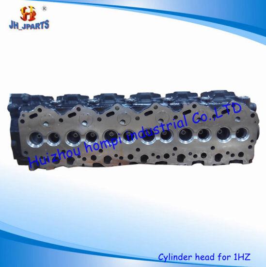 Engine Parts Cylinder Head for Toyota 1Hz 1HD/1HD-T/1fz/2rz/3rz/1kd/1kz/2L/3L/5L