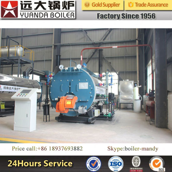 China Gas Oil Boilers High Quality Natural Gas/Oil Fired Hot Water ...