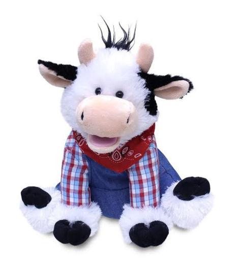 Cow Plush Toy Custom Plush Toy