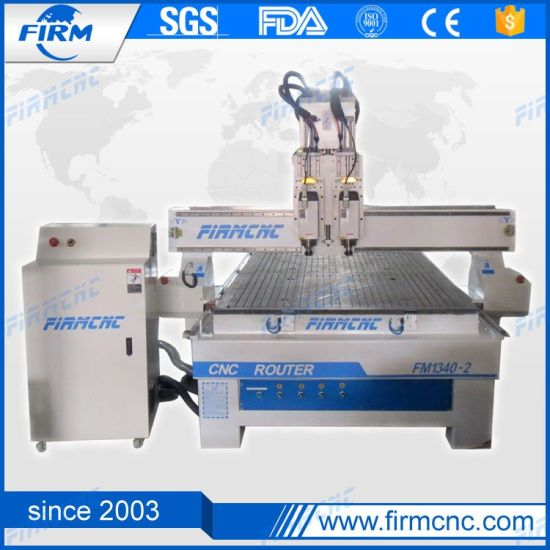 Woodworking Tool 1325 Advertising Metal Milling Carving CNC Router Machine