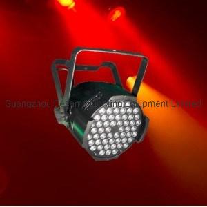 Wholesale Price 54PCS 3W RGBW LED PAR 64 DJ Lights