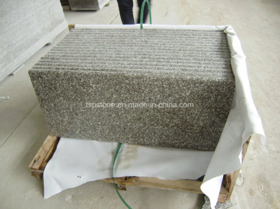China G664 Misty Brown Granite Steps pictures & photos