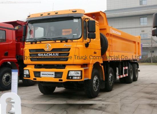 Shacman Heavy Truck F3000 50ton 8X4 Dump Tipper Truck