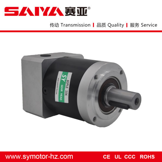 Precision Planetary Gearbox 80mm for Servo Motor pictures & photos