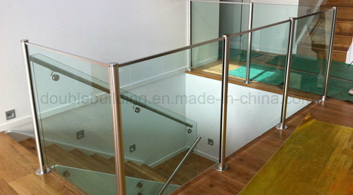 Stainless Steel Slot Post Glass Balustrade pictures & photos
