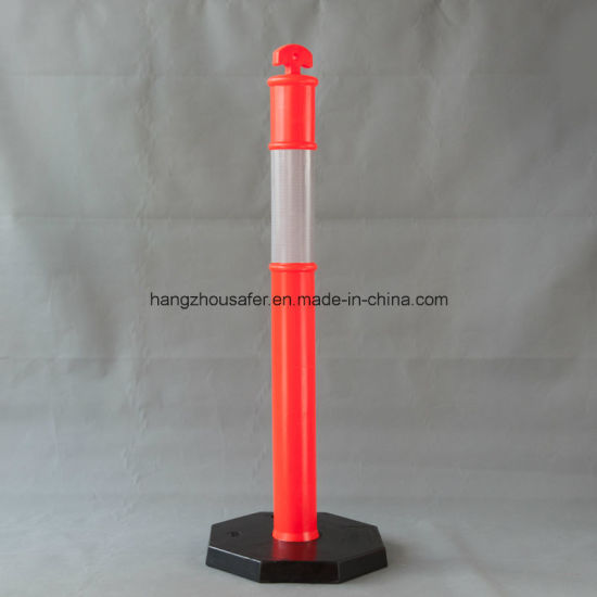 PE Material T-Top Bollard Traffic Safety Products (S-1421) pictures & photos