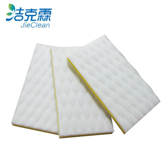 Washing Brush, Widely Use, Cleaning Tool, Melamine Foam Sponge for Home Use pictures & photos