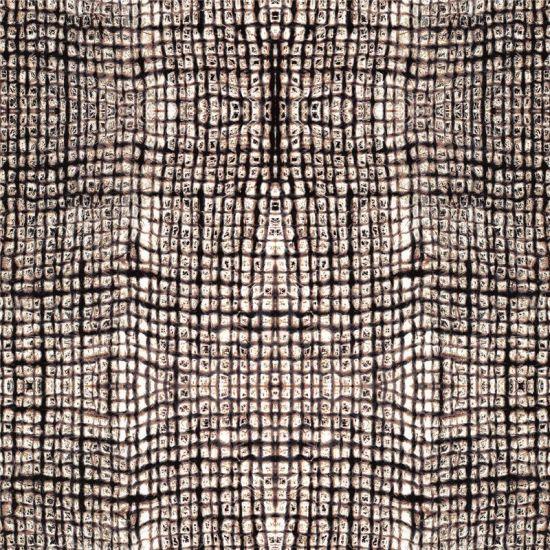Custom Printed 100% Polyester Wool Peach Fabric for Garment (TLD-067)