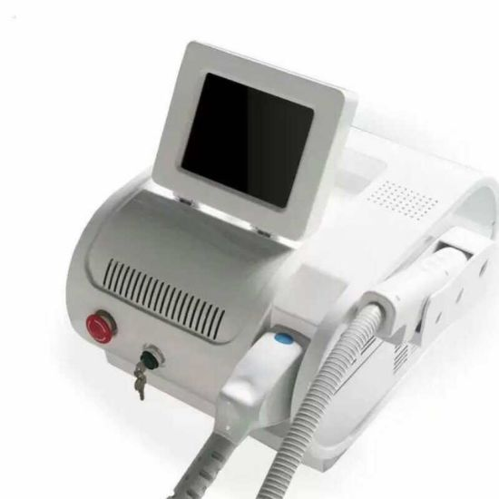 UK Lamp IPL Shr Opt RF Beauty Machine Meical Beauty Salon Equipment for Skin Rjuvenation Hair Removal pictures & photos