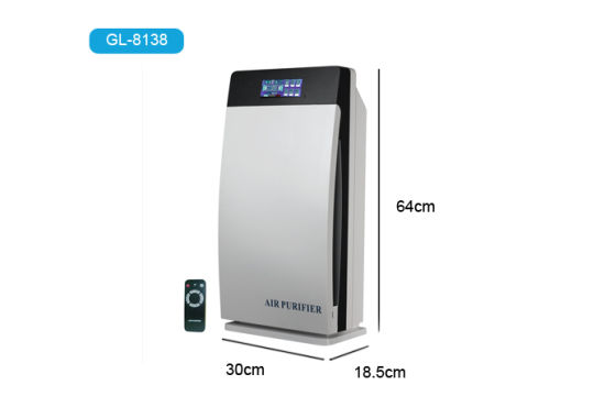 Remote Control UV Lamp Sanitizer Air Purifier China pictures & photos