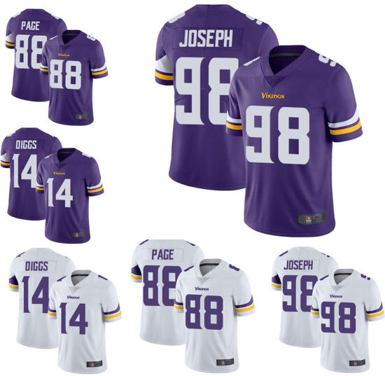 bcda78a3 Wholesale Custom Sports Wearstefon Diggs Randy Moss Football Jersey