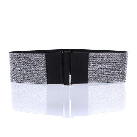Fashion Designer Women's Elastic Belt (RS12006)