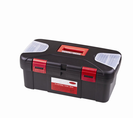 Plastic Tool Box Storage Set Have Different Size for Household pictures & photos