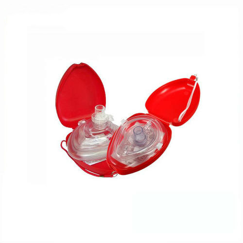 High Quality One Way Valve First Aid Pocket CPR Mask for Medical Use
