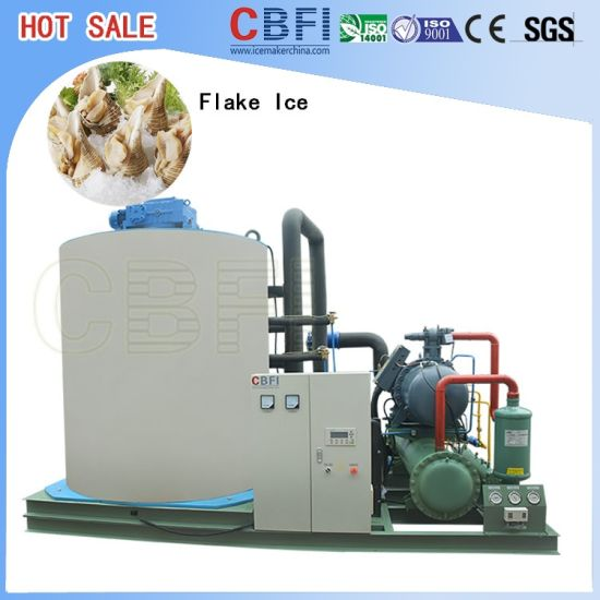 Fishery Flake Ice Machine pictures & photos