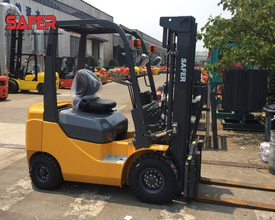 Auto Gear 1.8tons 36000lbs Diesel Forklift Truck for Sale